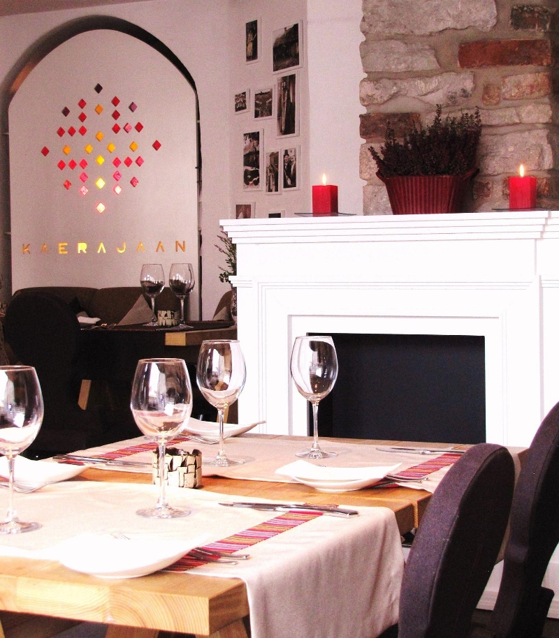 Ресторан Kaerajaan, Таллин