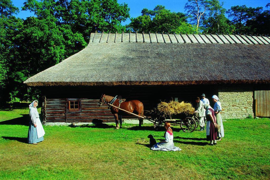 Музей Рокка-аль-Маре в Таллине