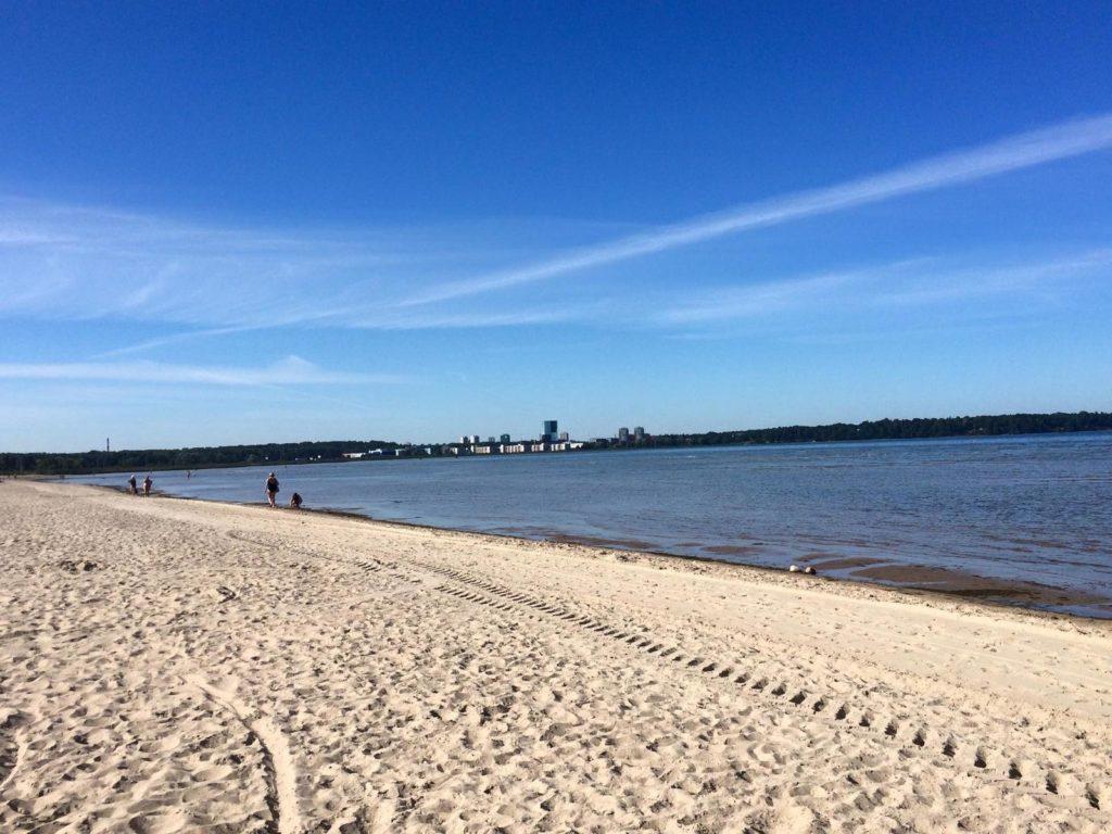 Пляж Штрооми, Таллин