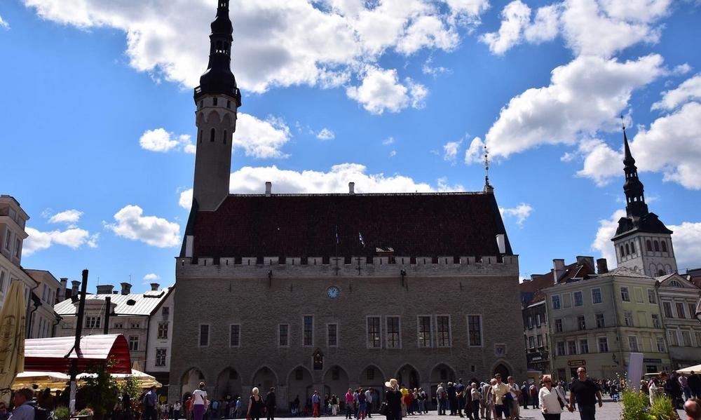 Таллинская Ратуша