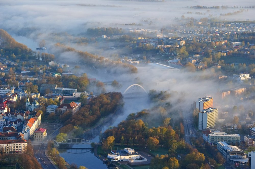 Туман над Тарту