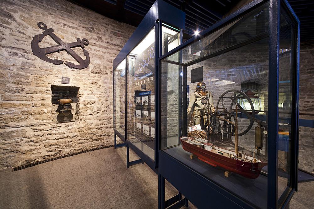 Морской музей Эстонии: Толстая Маргарита