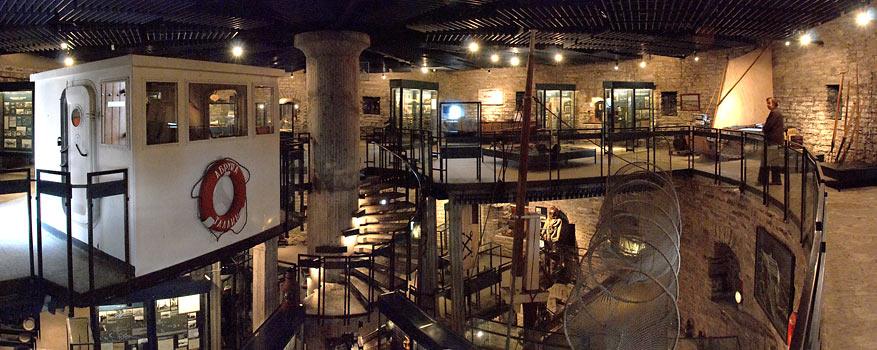 Морской музей Эстонии: Башня Толстая Маргарита