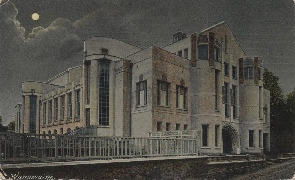 Театр Вайнемуне, Тарту, 1916 год
