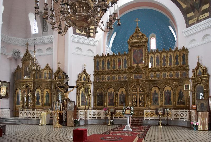 Нарвский Воскресенский Кафедральный собор