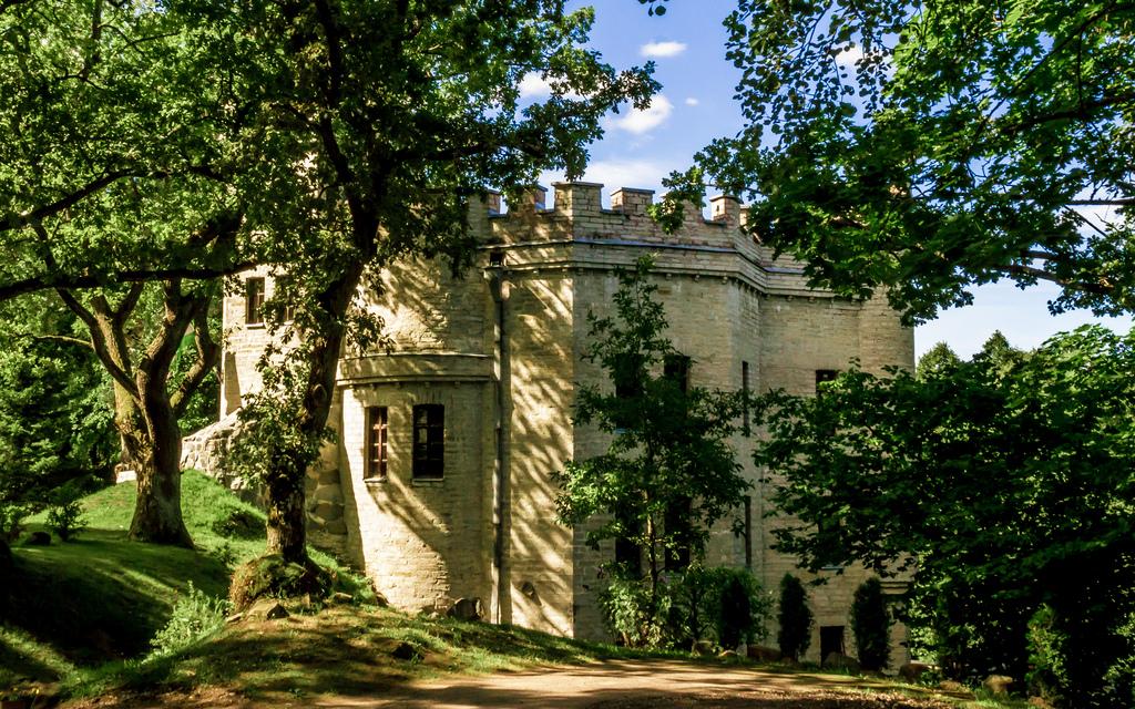 Таллинский замок Глена