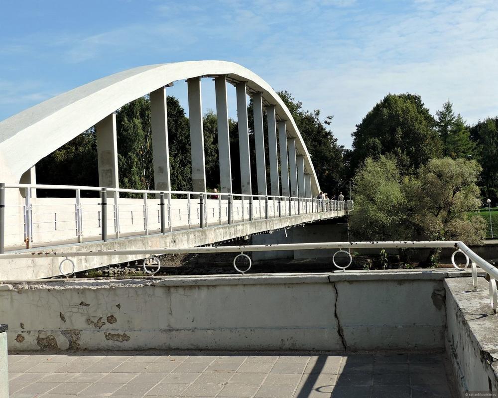 Арочный мост, Тарту
