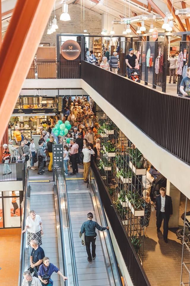 Балтийский рынок, Таллин