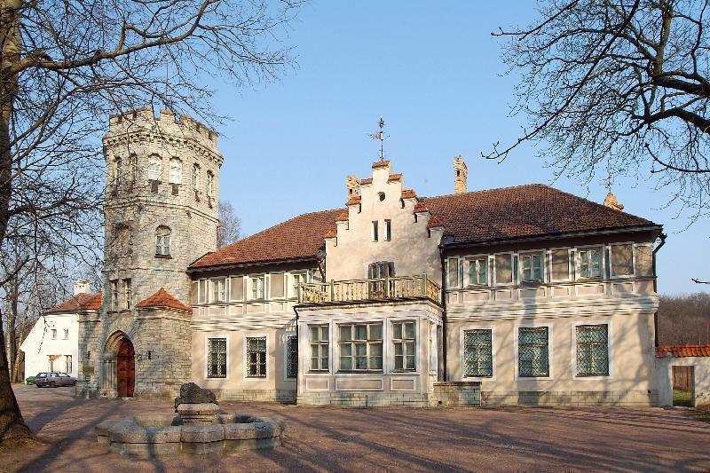 Эстонский исторический музей: замок Маарьямяги