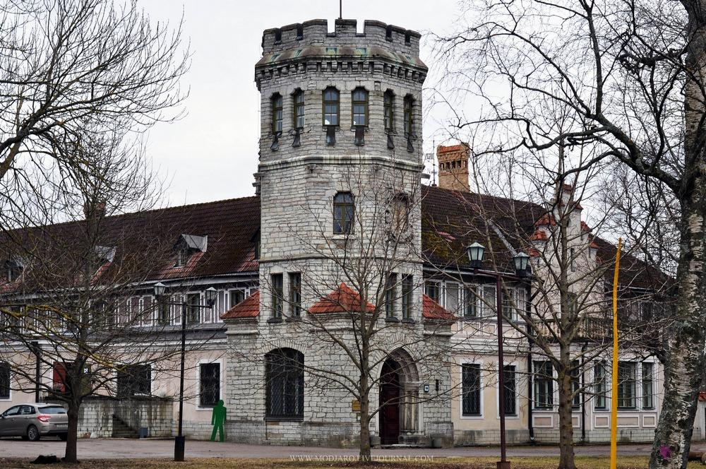 Замок Маарьмяги, Таллин