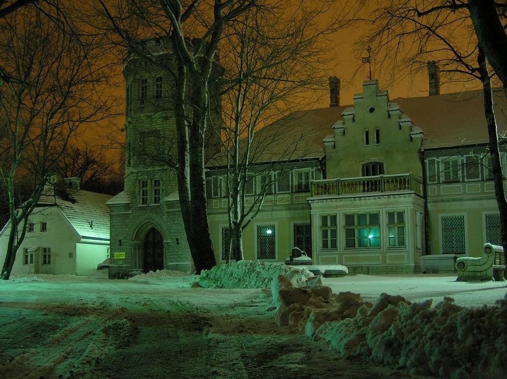 Замок Маарьмяги в Таллине