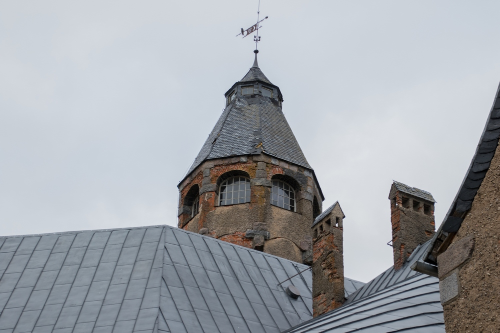 Замок Таагепера в Эстонии