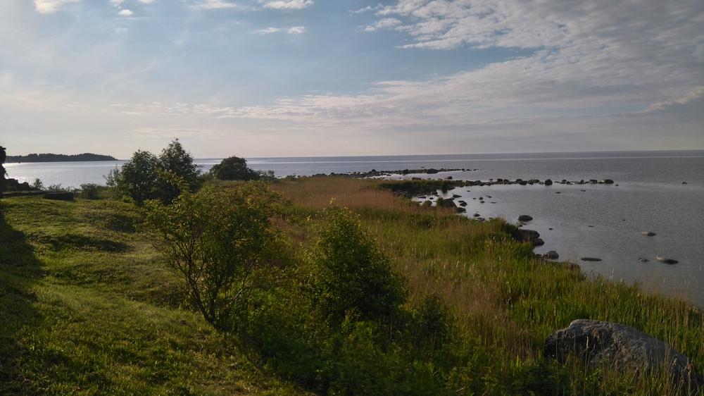 Руины замка Тоолсе, Эстония