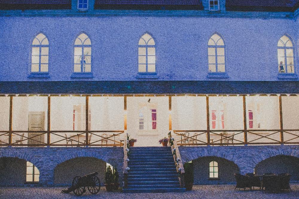 Замок Колевере, Эстония