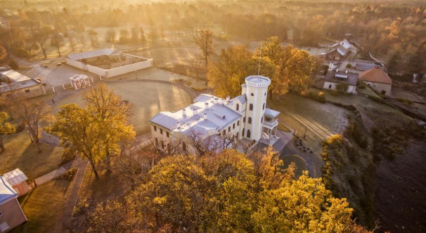 Эстония, Кейла-Йоа, замок Фалль