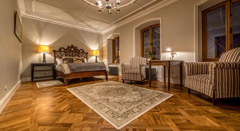 Свит «Штакеншнайдер», отель Фалль
