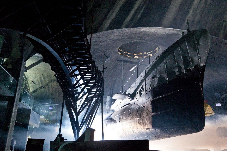 Подводная лодка «Лембит» сегодня