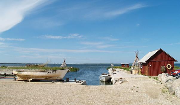 Деревня рыбаков Когува