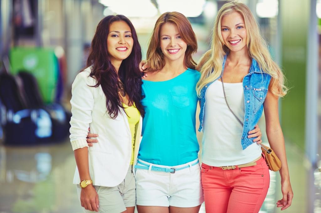 Эстонские девушки