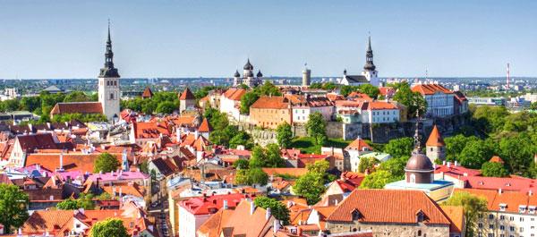 Крупнейшие города Эстонии
