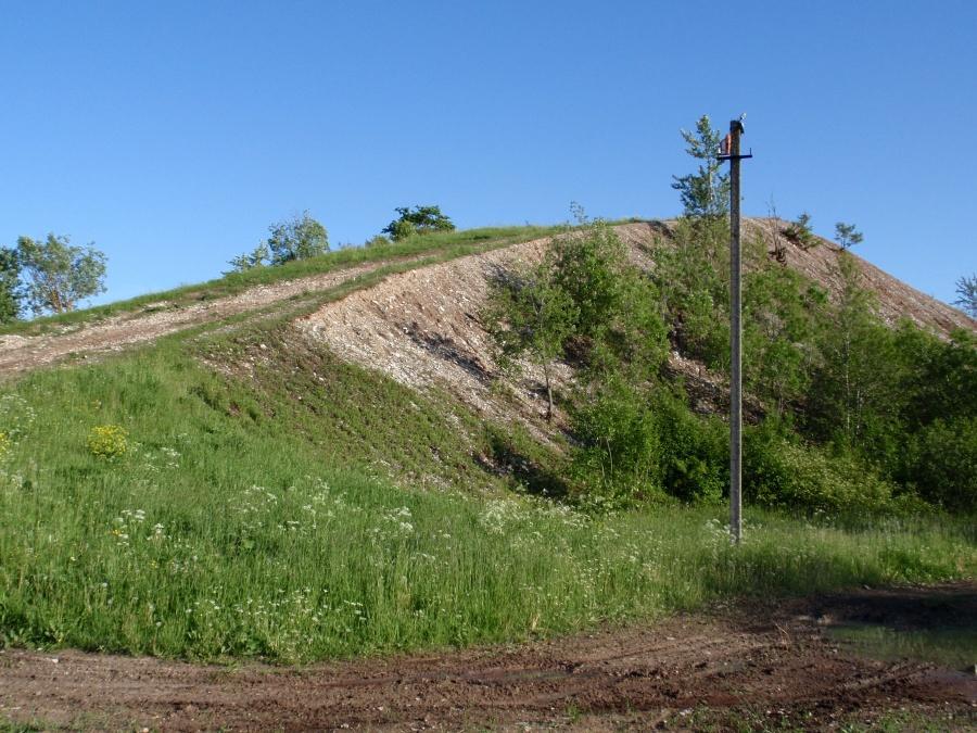 Кукрузский террикон