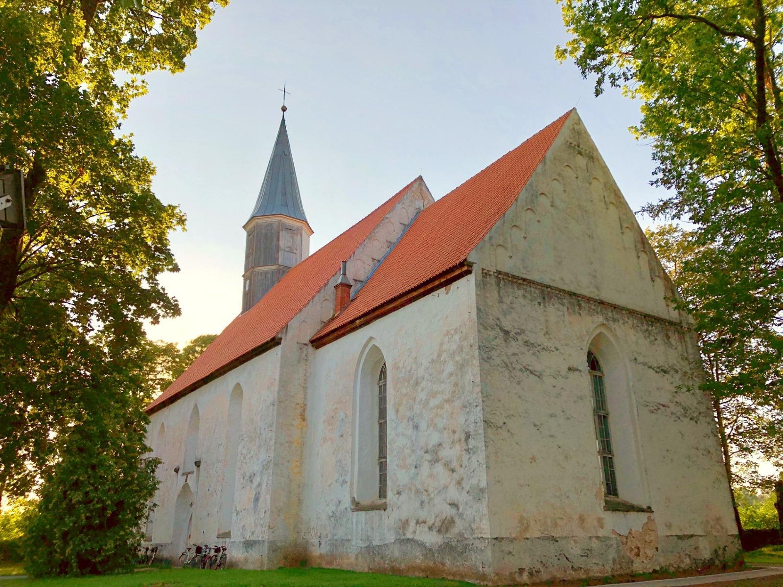 Лютеранская церковь Св.Лаврентия