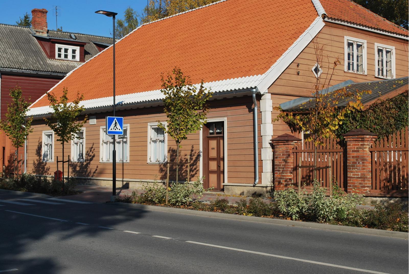 Мемориальный музей поэта Фридриха Крейцвальда