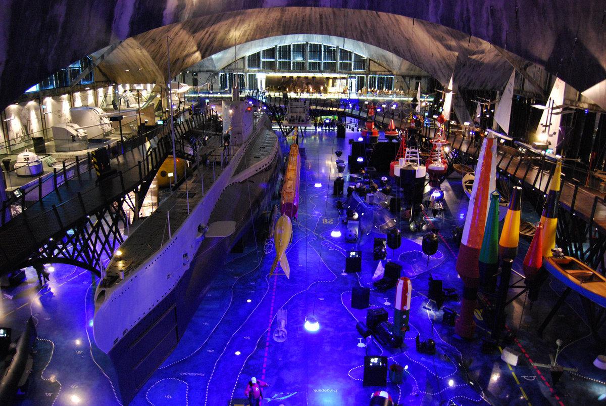 Музей-гидроаэропорт «Леннусадам»