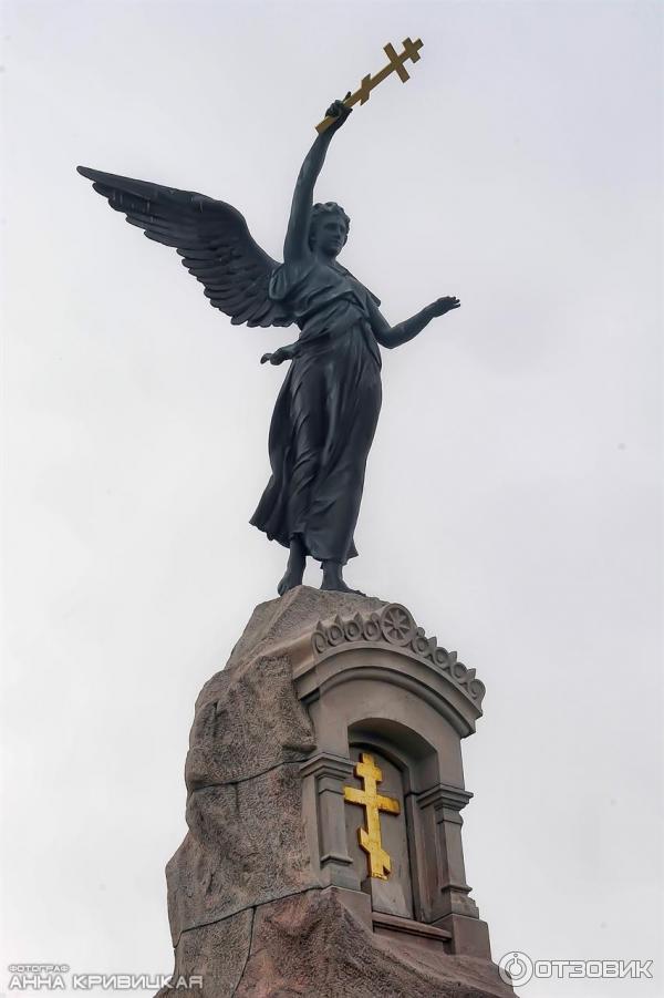 Памятник героям российского флота «Русалка»