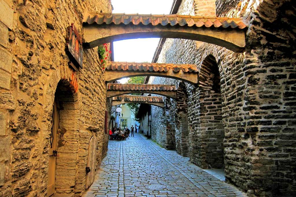 Переулок Катарины