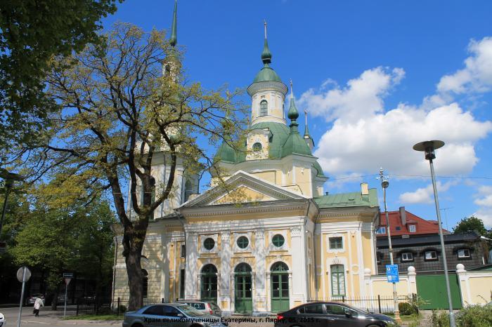 Церкви Пярну