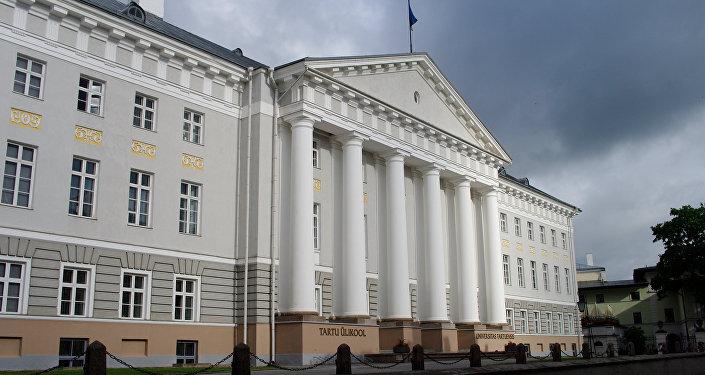 Тартуский университет в Эстонии