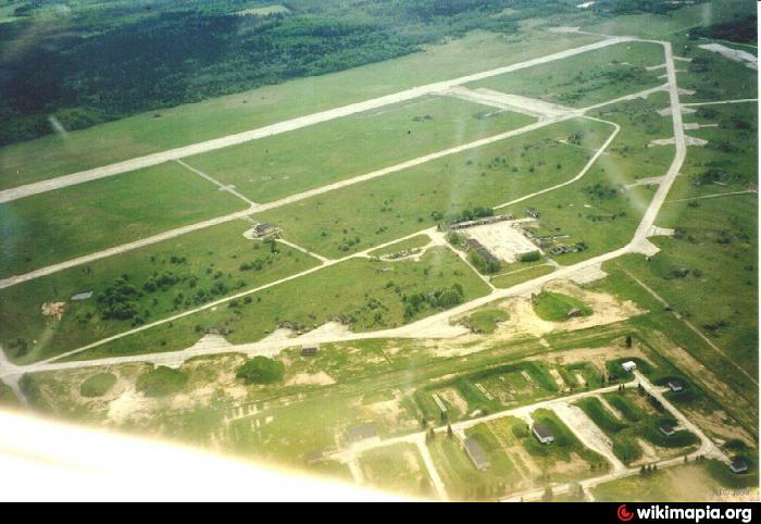 Аэродром Тапа