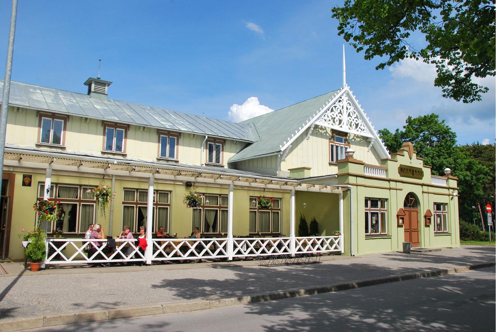 Исторический курзал