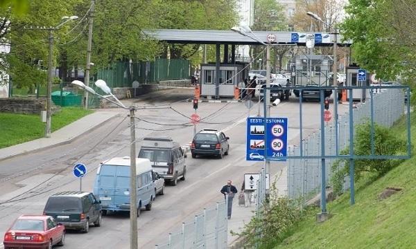 Как забронировать очередь на российско-эстонской границе Ивангород-Нарва