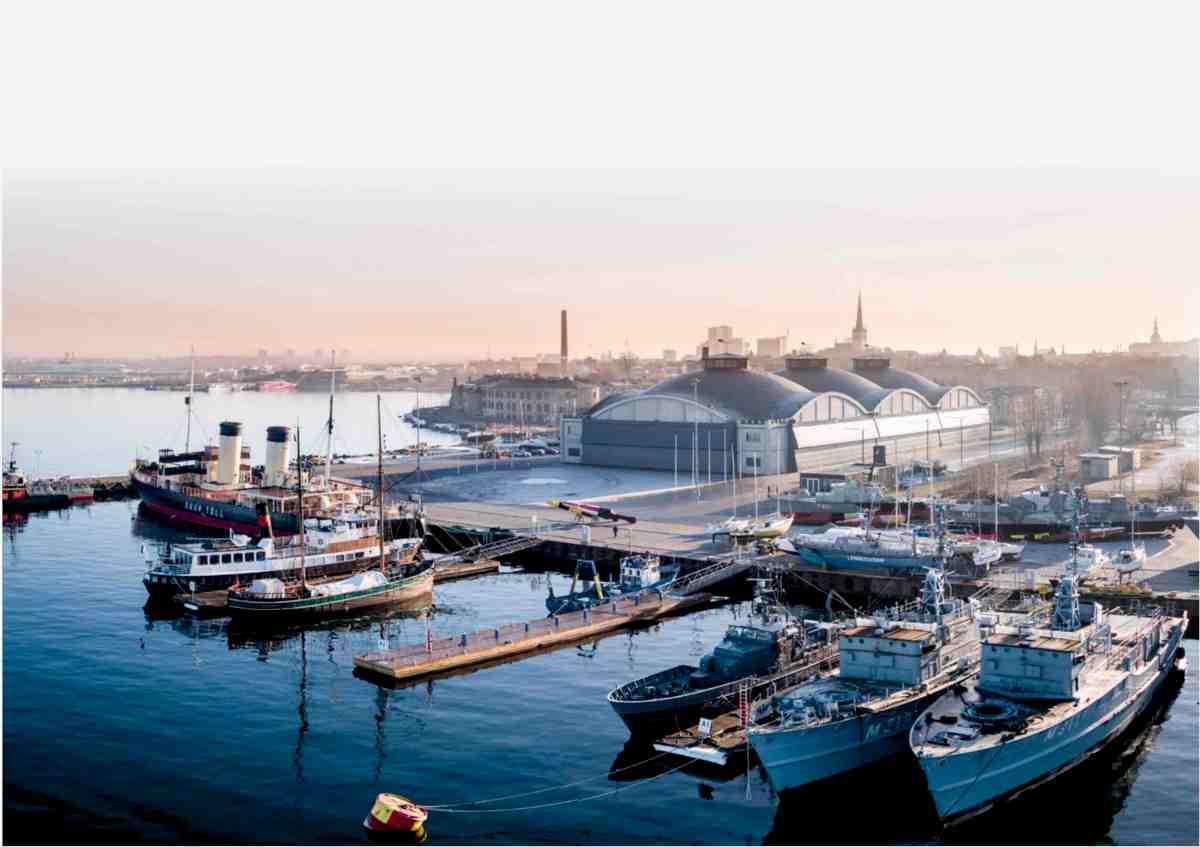 Леннусадам — Лётная гавань
