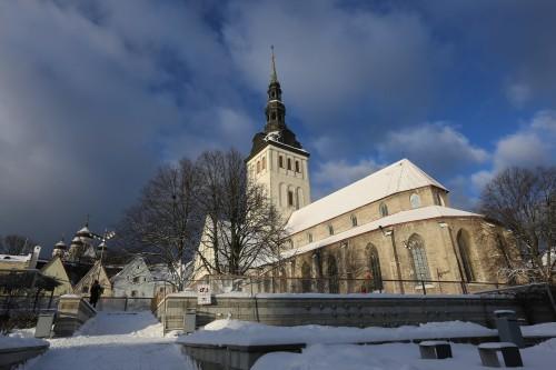Музей при церкви Святого Николая