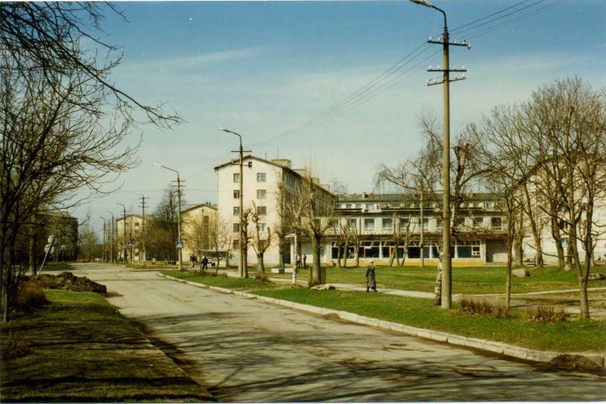 Палдиски, Эстония