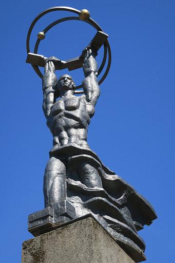Памятник мирному атому