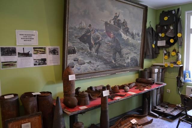 Военный музей Хийумаа