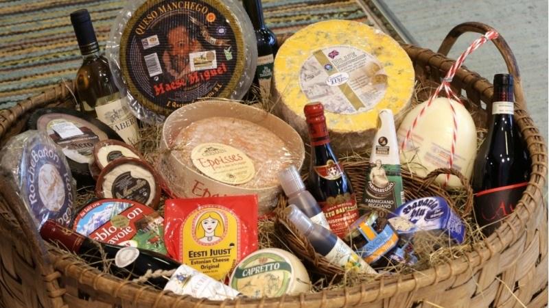 продукты в эстонии