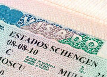 Как оформить шенгенскую визу в Эстонию в Санкт-Петербурге самостоятельно