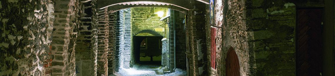 Легенды Таллина: ТОП-8 призрачных историй Старого города