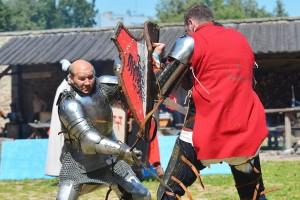 В Нарве проходит средневековый фестиваль