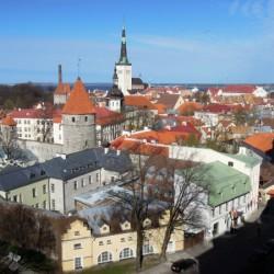 Погода в Таллине на 14 дней