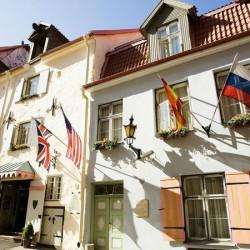 Отели Таллина в центре