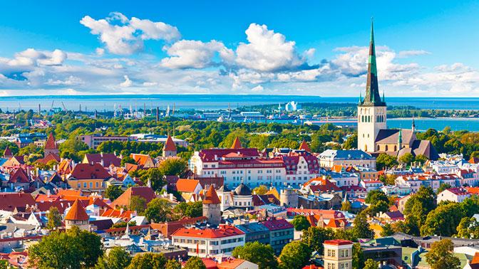 Погода в Таллине в июне 2016