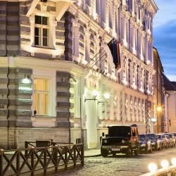 Hotel Telegraaf Tallinn