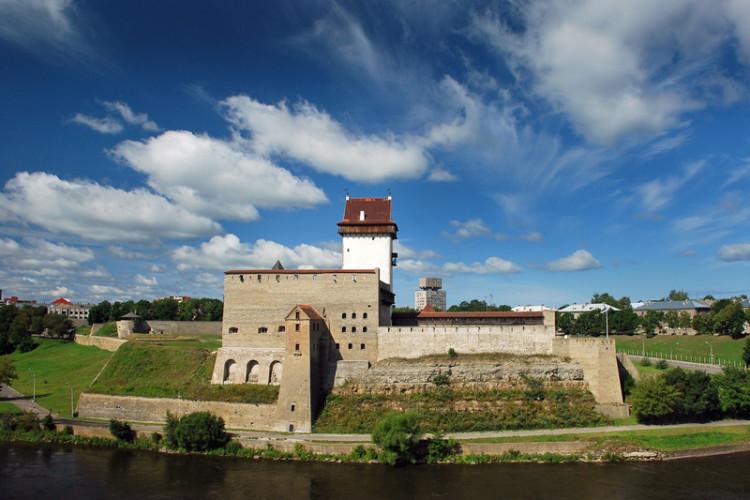 Нарвский замок Германа в Нарве, Эстония