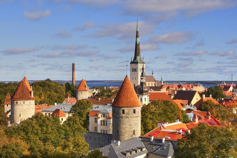 Смотровые площадки Таллина